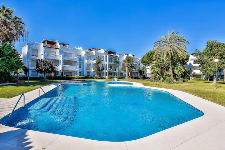 Precioso apartamento en Estepona - Playa del Sol Villacana