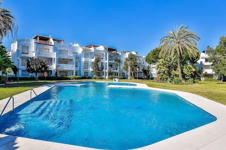 Precioso apartamento en Estepona - Playa del Sol Villacana - Apartmen