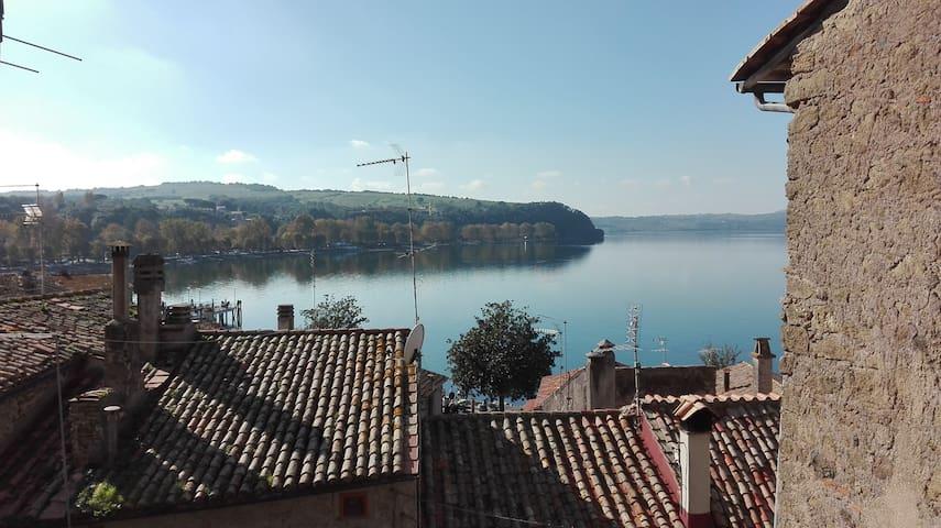 la torretta del lago - Anguillara Sabazia - Haus