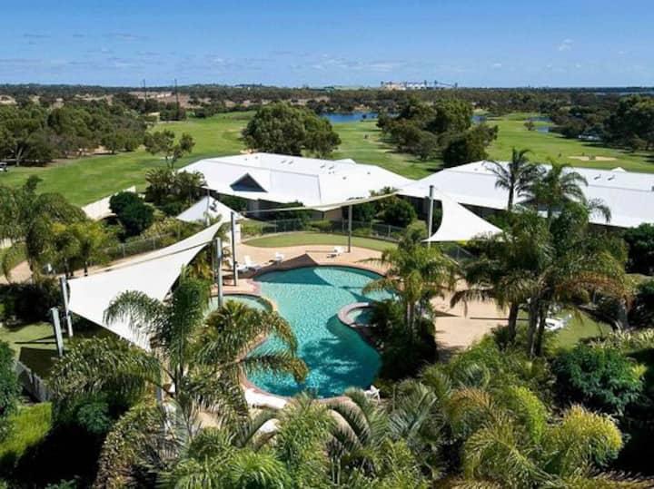 Unit 17 at Sanctuary Golf Resort