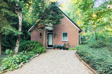Detached private holiday home with spacious garden