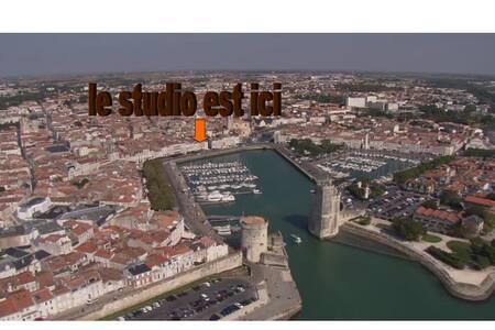 studio la rochelle vieux port