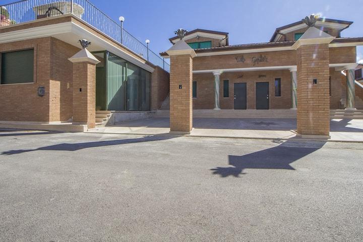 Villa Gentile - Appartamento Aurora