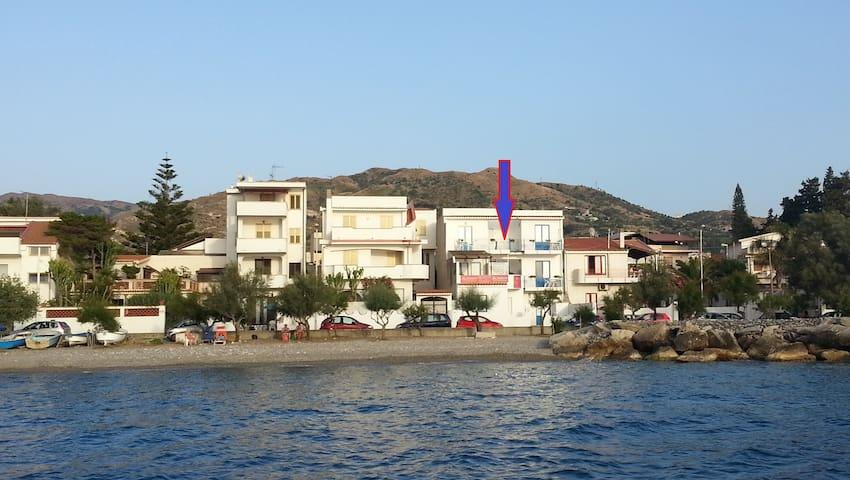 BLUMAR affitti app 3 Lungomare Pellaro n119 RC It - Reggio Calabria - Apartament