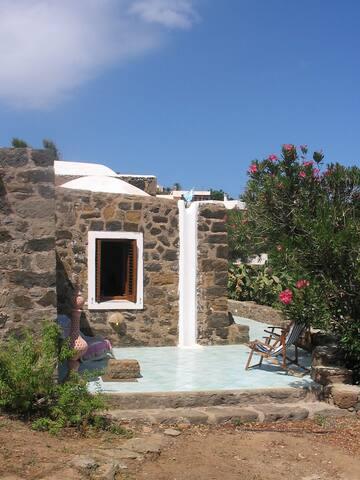 Dammuso incantevole e unico a mare! - Pantelleria - Talo