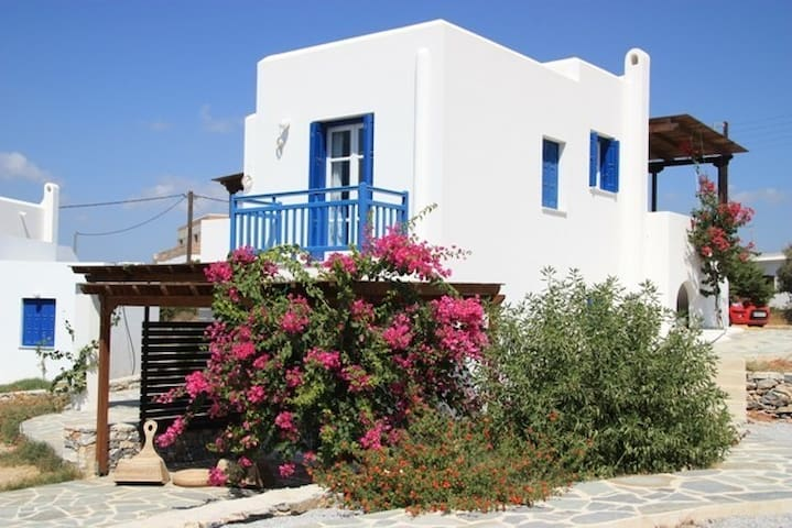 House close to one of the best beaches in Greece - Naxos - Lejlighed