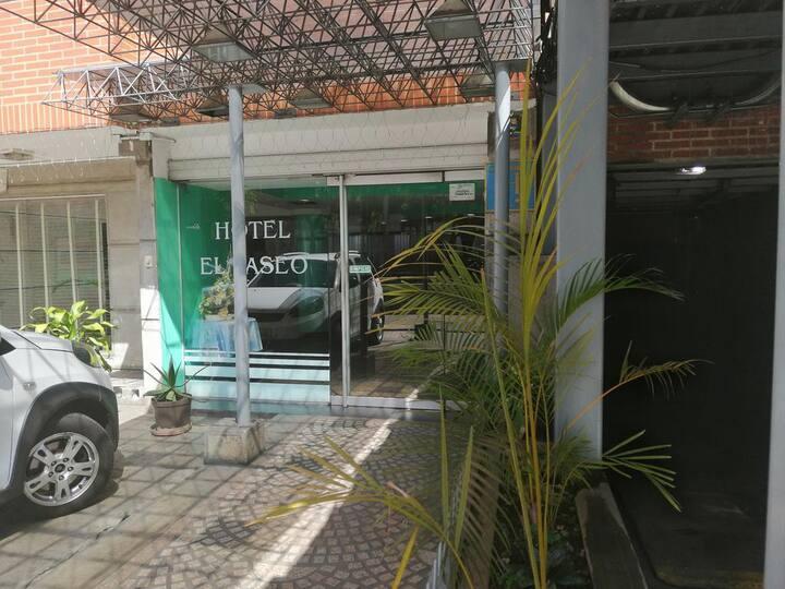 Hotel El Paseo.