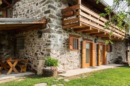 Accogliente Baita in Trentino