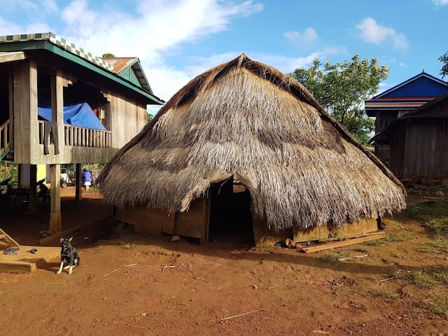Ethnic Tourism mondulkiri . Live like a local