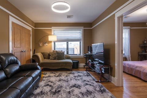 Downtown Rochester Contemporary Flat #3