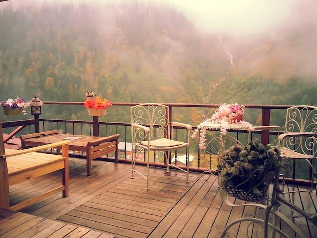 Ayder Doga Resort Hotel