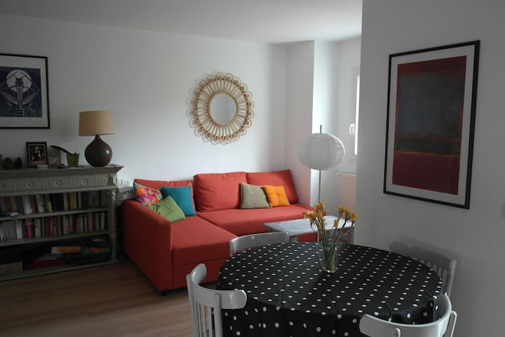 Joli T2 proche centre ville avec parking - Bayonne - Apartamento