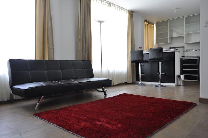 Moderno departamento privado- 8 minutos del centro