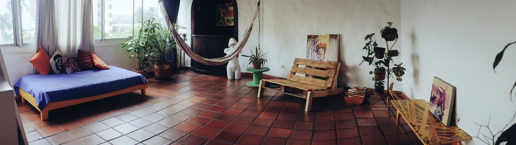 Comfortable, well located, private - Cali - Wohnung