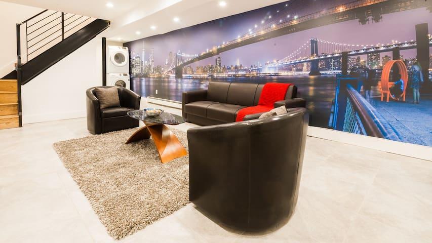Newly Renovated Duplex Apartment
