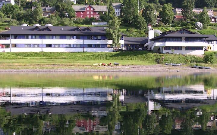 Voss Vandrarheim/Hostel, Finnegarden