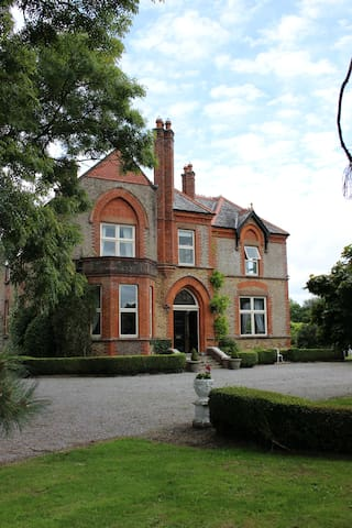The Old Rectory - Monasterevin - Huis