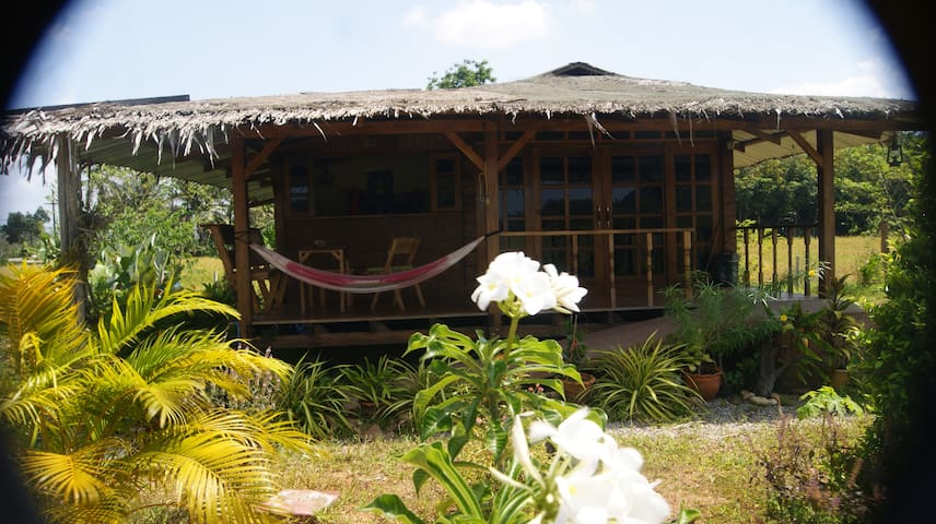 Greengarden Homestay (Bungalow)