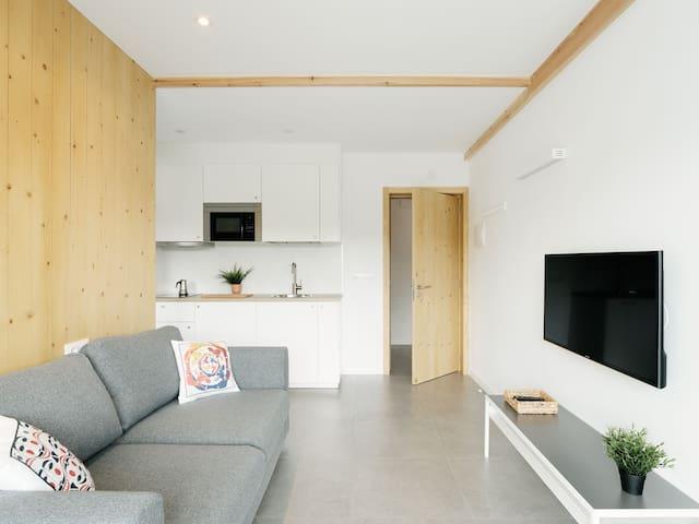 Apartamento Mazaira en Ribeira Sacra