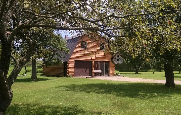 Big Cedar River Log Cabin