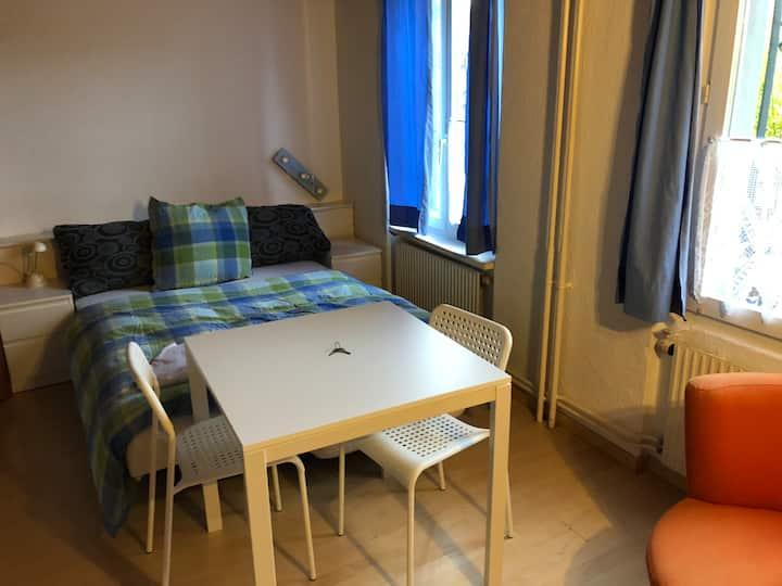 1 Zimmerwohnung
