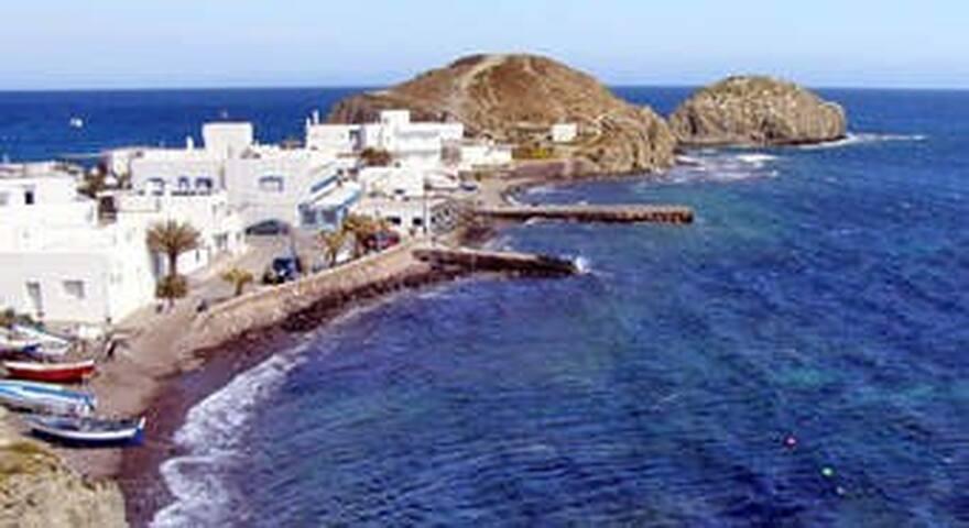 Apartamento en La Isleta, pueblo de pescadores.