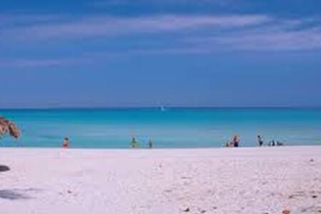 Charming place at Varadero beach