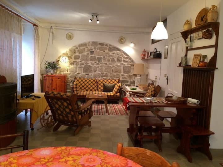 ITALIA-Abruzzo: casa maremonti www.acasadanadia.it