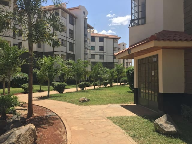 Charming home away from home! - Athi River - Apartment