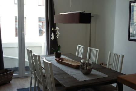 Cosy fully furnished flat Brussels - 聖吉爾