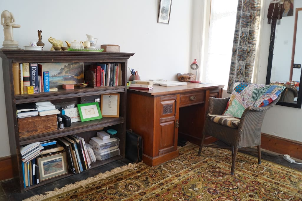 Space to write, draw, compose