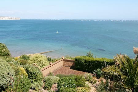 Culver House, unique setting with panoramic views - Shanklin - 独立屋