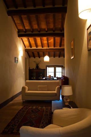 Finestre sulla Toscana: Casella 2°p - Palazzone - Apartament