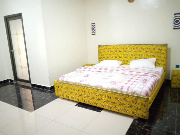 CLEANEST & MOST AFFORDABLE PRIVATE ROOM IN KIGALI
