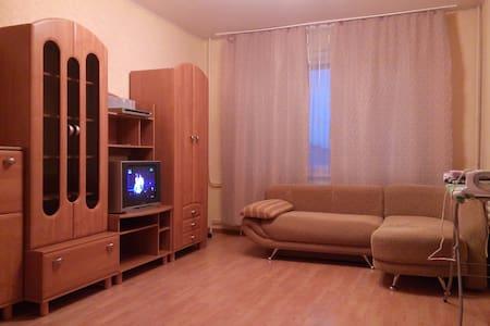 Квартиры посуточно в Усинске - Usinsk