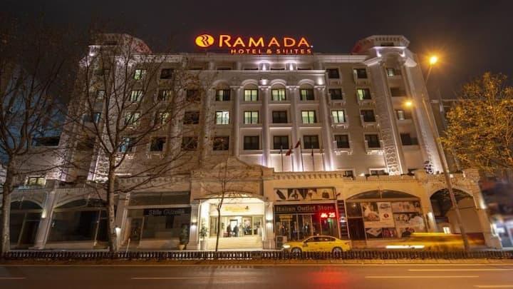 RAMADA ISTANBUL MERTER STANDART ROOM