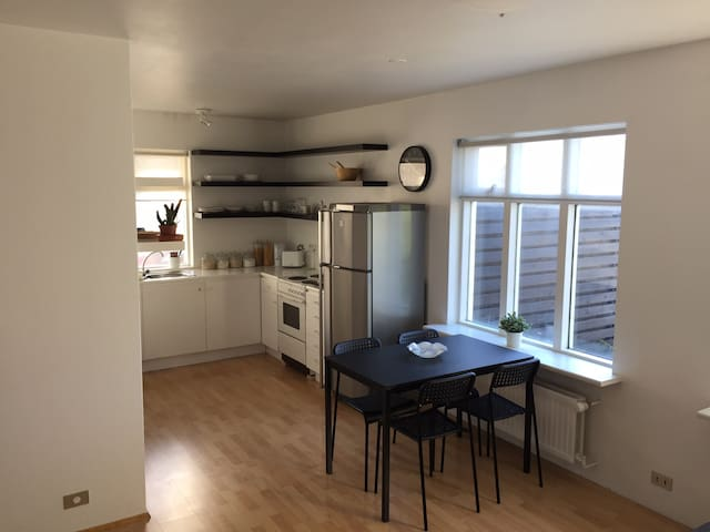 Fantastic apartment in the outskirts of Reykjavik - Reykjavík - Appartement