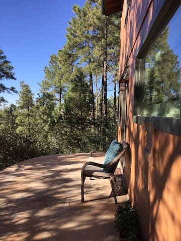 Paradise in the Pines!
