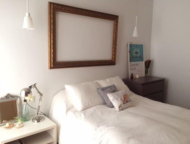 Habitación doble con baño privado - Villena