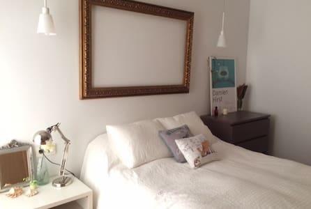 Habitación doble con baño privado - Villena - Pis