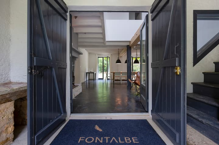 Fontalbe - luxury living in the Dordogne