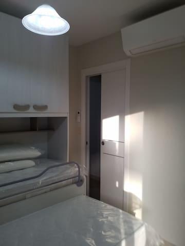 Casa vacanza 6 persone, centro Contursi Terme