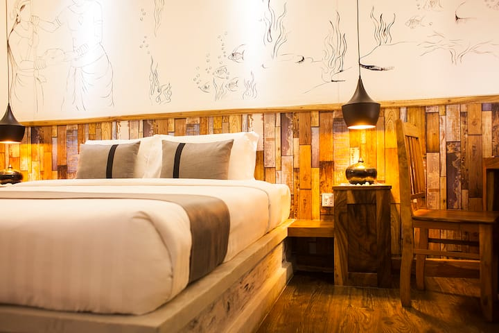 Double Leaf Boutique Hotel - Superior Room