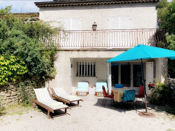 studio au calme à 3km de mer 2* Gites de France
