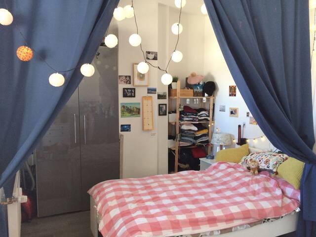 Kleine Wohnung in Bochum Innenstadt