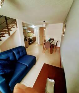 Hermosa vivienda cerca de Toluca Zinacantepec CDMX