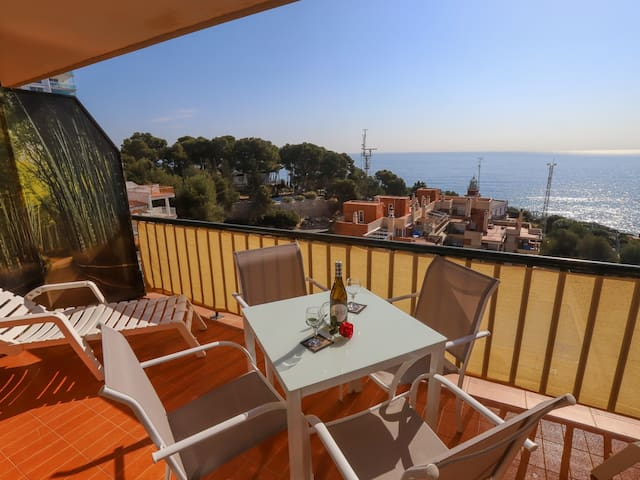 163-FARO - Apartment with sea view