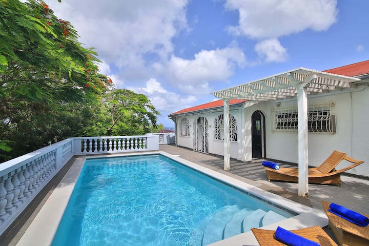 TROPICANA VILLA - Cole Bay - Vila