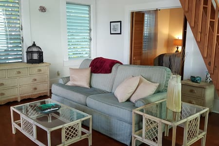 Beautiful Key West Duplex Upstairs - キーウェスト - アパート