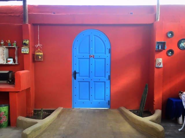 Impecable habitación con baño privado - San Pedro de Atacama - Bed & Breakfast